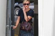 Reese Witherspoon Is All Smiles at the Office
