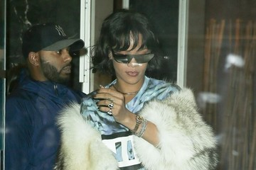 Rihanna Rihanna Leaving A Dentist Office In NYC