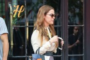 Riley Keough Leaving The Bowery Hotel