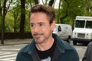 Robert Downey Jr. Steps Out in NYC
