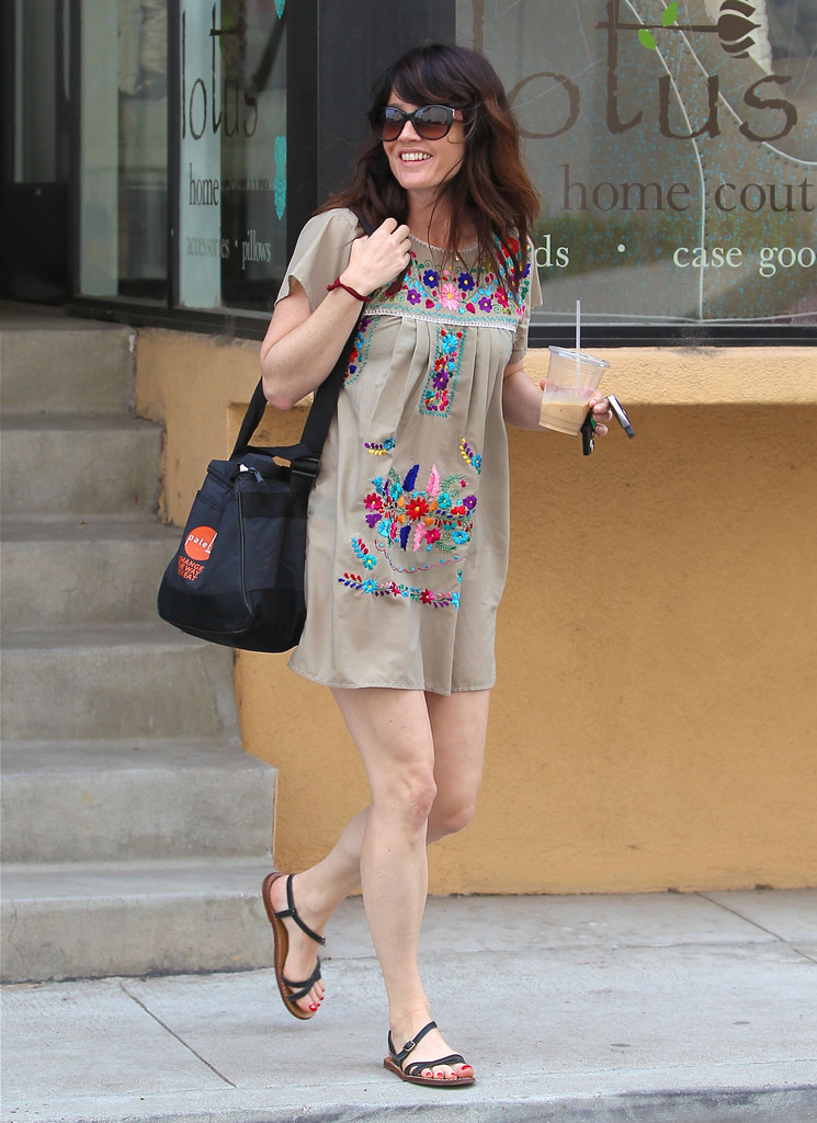 Robin Tunney Photos Photos Robin Tunney Looks Refreshed