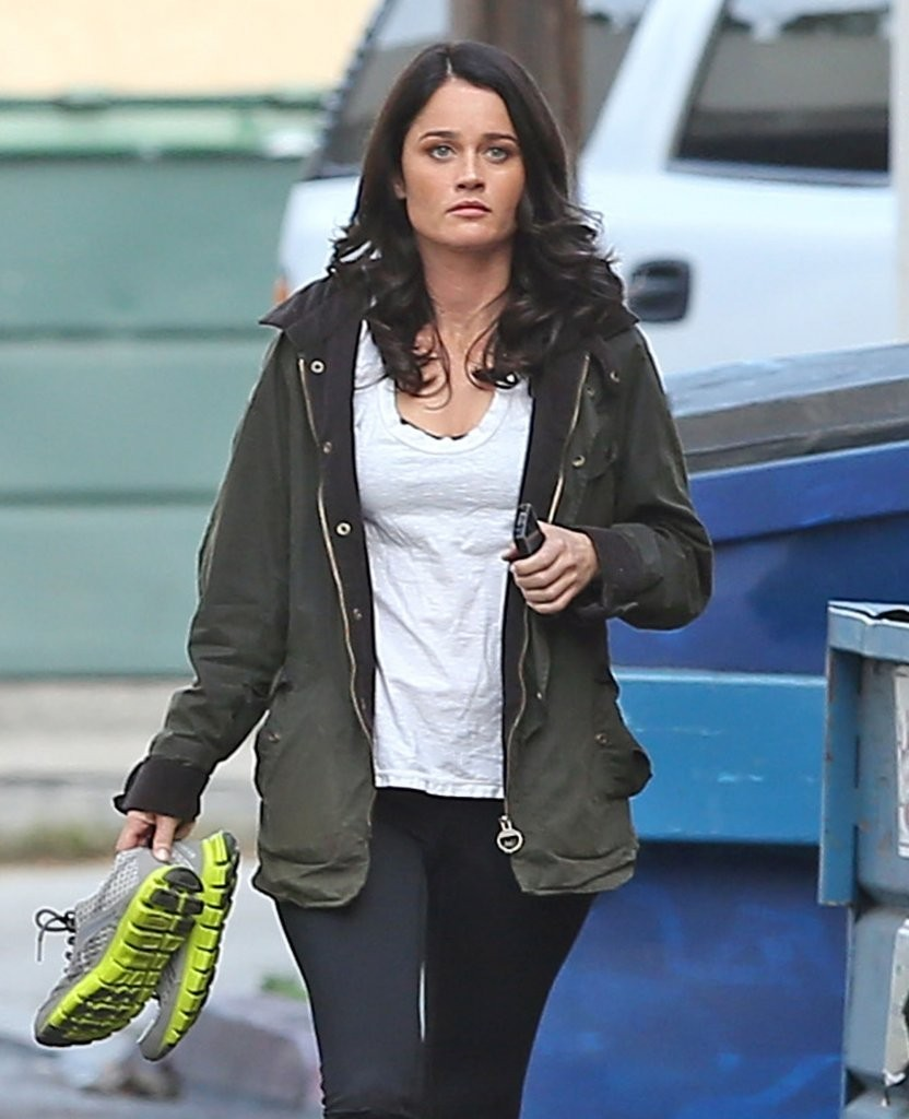 Robin Tunney Photos Photos Robin Tunney Is Ready To