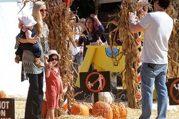 Rodger Berman Rachel Zoe and Family Shop for Pumpkins