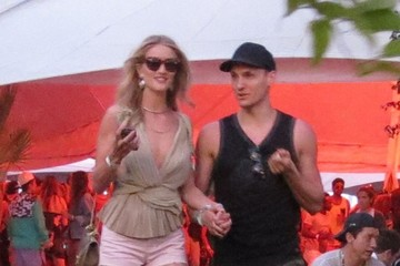 Rosie Huntington-Whiteley Coachella Music Festival Day 2