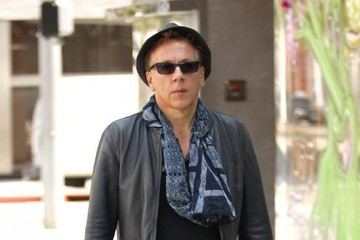 Ross King Ross King Goes Out for a Stroll in Beverly Hills