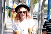 Rumer Willis Out and About in Hollywood