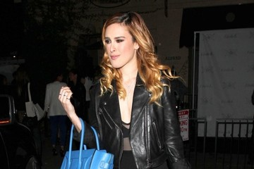 Rumer Willis Rumer Willis Leaving Elodie K