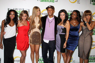 Tricia Clarke Stone 'Running Russell Simmons' Premiere Launch Party