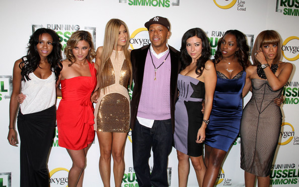 'Running Russell Simmons' Premiere Launch Party