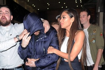 Sam Smith Celebs Party in London