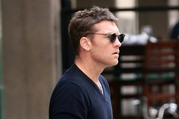 Sam Worthington Sam Worthington and Lara Bingle Out in NYC