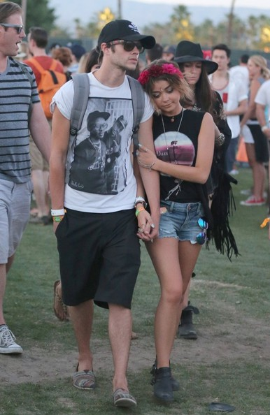 The Cutest Couples at Coachella 2014