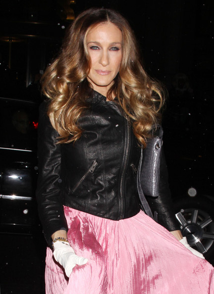 Sarah Jessica Parker - The 2012 amfAR New York Gala Arrivals