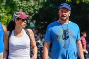 Sarah Silverman and Jeffrey Ross Go on a Walk