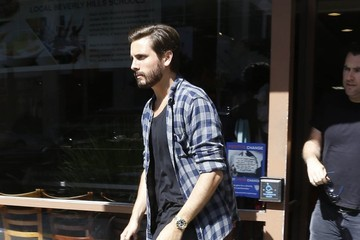 Scott Disick Scott Disick Out And About In Beverly Hills