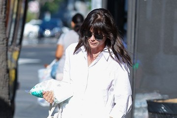 Selma Blair Selma Blair Runs Errands