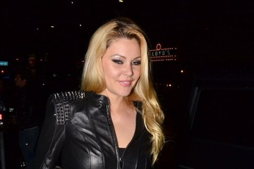 Shanna Moakler Celebrities Celebrate Apl.de.ap's Birthday