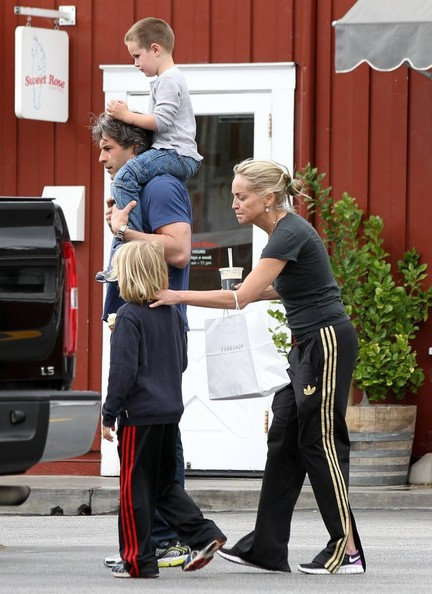 Sharon Stone and Laird Stone Photos - 1 of 85
