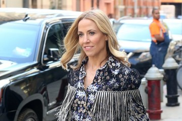 Sheryl Crow Sheryl Crow Is Seen Out and About in NYC