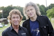 Peter Maffay and Wolfgang Niedecken Photos Photo