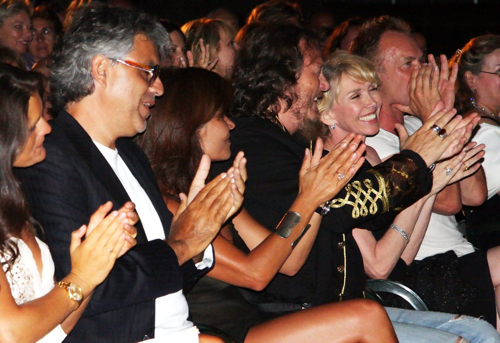 an introduction to the analysis of the concert by andrea bocelli Andrea bocelli releases spanish bocelli captivated the audience in a beautiful concert singing romantic expert analysis and commentary to.