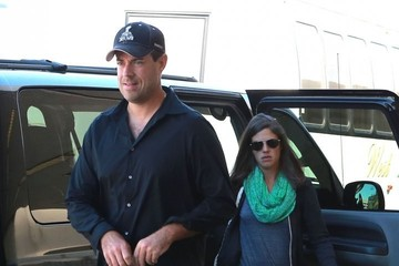 Siri Pinter Carson Daly Leaves LA