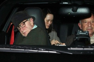 Soon-Yi Previn Celebrities Dine at Mr. Chow in Beverly Hills