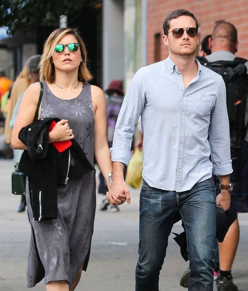 sophia bush and Jesse Lee Soffer novios