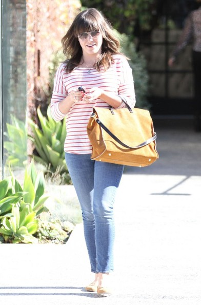 Sophia Bush - Sophia Bush Leaving The Andy Lecompte Hair Salon