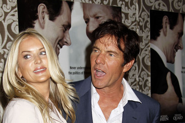 """Dennis Quaid Kimberly Buffington """"The Special Relationship"""" Los Angeles Premiere - Arrivals"""
