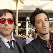 Adrien Brody and Robert Downey Jr. Photos