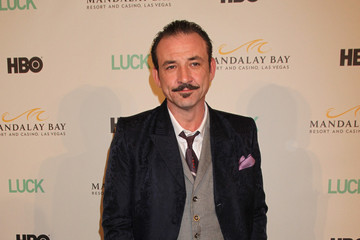 "Ritchie Coster Stars Attend the Premiere of the HBO Series ""LUCK"" in Las Vegas"