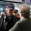 Steven Spielberg and Clint Eastwood