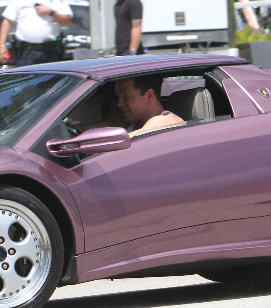 Mark Wahlberg Photos Photos - Stars On The Set Of 'Pain And Gain' In on purple lotus elise, purple mclaren p1, purple volkswagen beetle, purple roadster, purple saleen s7, lamborgini diablo, purple audi tt, purple pagani huayra, purple porsche 911, purple mitsubishi eclipse, purple nissan gt-r, purple fiat 500, el diablo, purple ferrari, purple pagani zonda, purple toyota corolla, purple laferrari, purple rolls royce, purple bmw m3, purple hennessey venom gt,