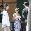 Sterling Beaumon Ariel Winter and Sterling Beaumon Go Out for Lunch in Beverly Hills