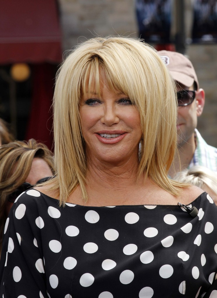 Suzanne Somers age