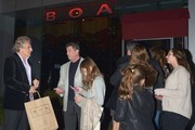 'The Expendables' actor Sylvester Stallone and his wife Jennifer Flavin take their daughters Sophia, Sistine and Scarlet out to dinner at Boa Steakhouse in West Hollywood, California on January 5, 2013.