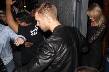 Taylor Swift Taylor Swift and Calvin Harris Go on a Date