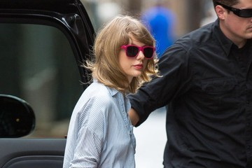 Taylor Swift Taylor Swift Heads Home