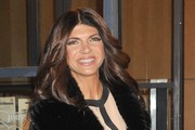 Teresa Giudice on 'Watch What Happens Live with Andy Cohen'