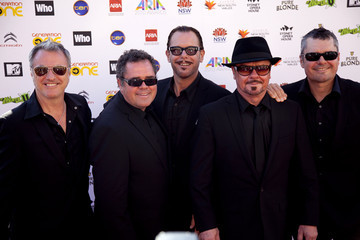 INXS The 2010 ARIA Awards In Sydney