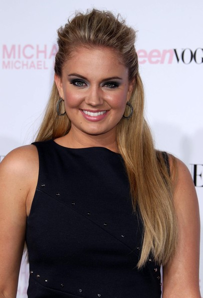 Tiffany Thornton Celebrities attending the 8th annual Teen Vogue Young Hollywood Party at the Paramount Studios in Hollywood, CA.