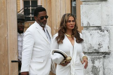 Tina Knowles Solange Knowles Marries Alan Ferguson In New Orleans