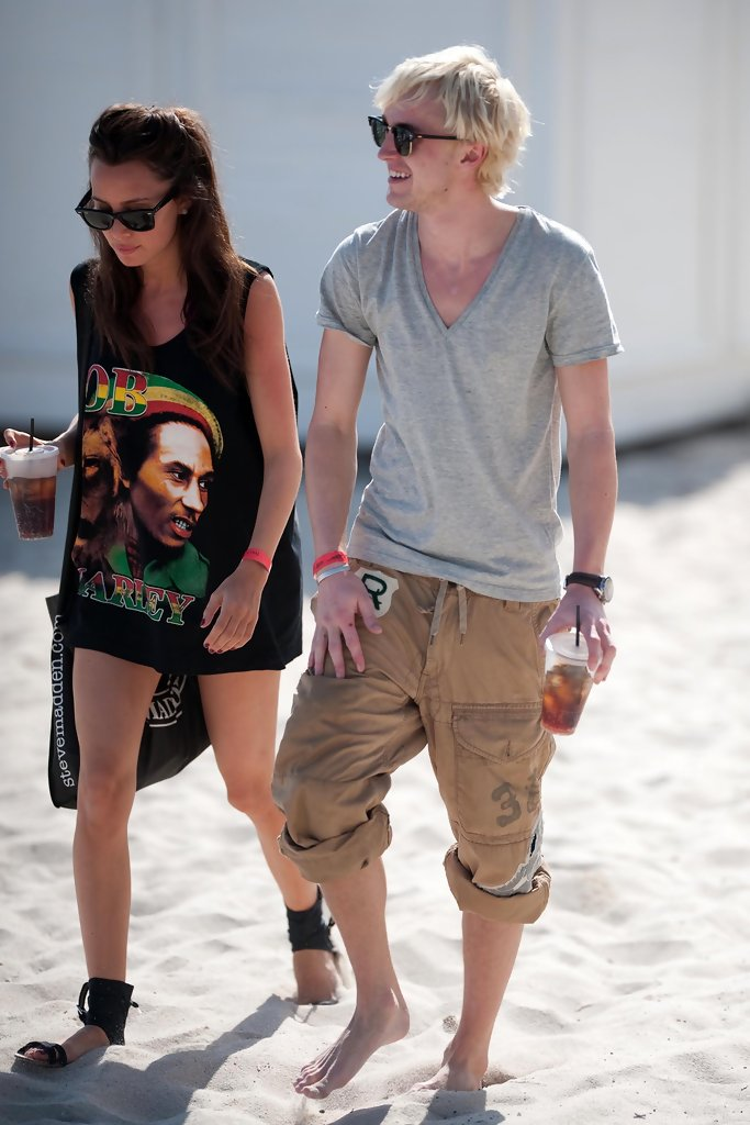 Are tom felton and jade olivia still dating - shes dating the gangster bloopers kathniel picture