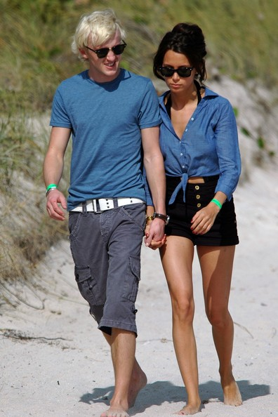 tom felton and jade. Tom Felton And His Girlfriend