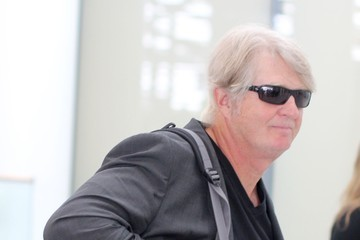 Tom Cochrane Tom Cochrane Arriving At Toronto Airport