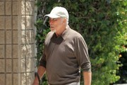 Tom Jones Runs Errands In Beverly Hills
