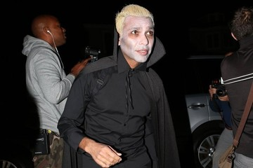 Tony Kanal Stars at Kate Hudson's Halloween Party
