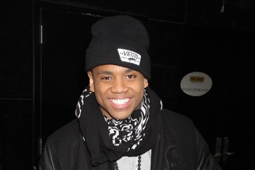 Tristan Wilds Tristan Wilds Stops by 'Good Morning America'