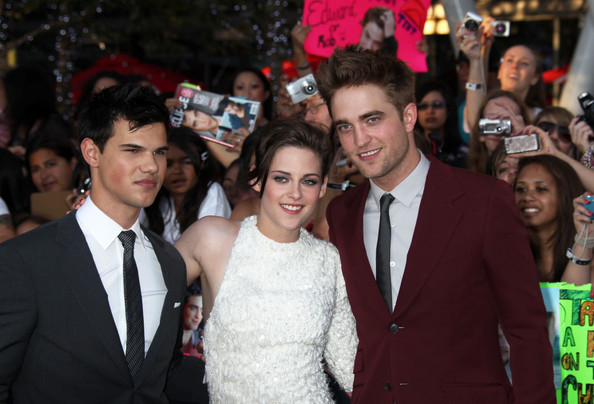 "Kristen Stewart Celebrities attend ""The Twilight Saga: Eclipse"" premiere during the 2010 Los Angeles Film Festival at the Nokia Theatre at LA Live in Los Angeles."